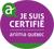 Certification générale ANIMA-Québec